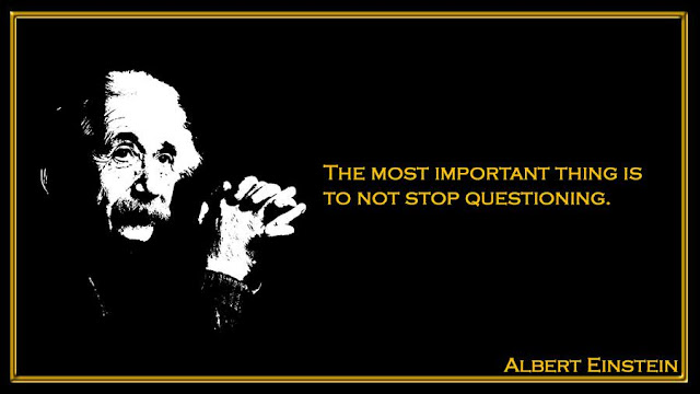 The most important thing is to not stop questioning  Albert Einstein inspiring quotes