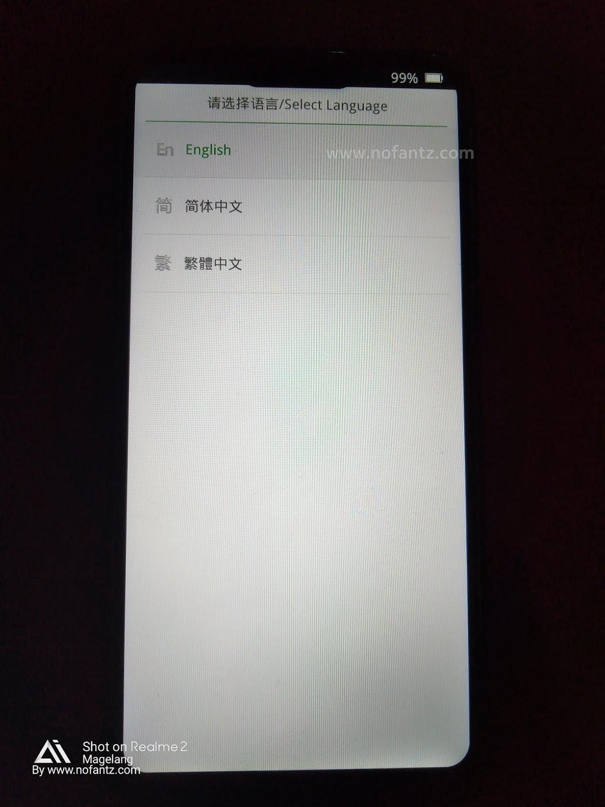 Realme 2 - Cara Install OTA Color OS 5.2 Realme 2 secara manual
