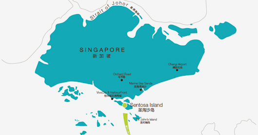 "Pulau ""Funtasy"": The Maritime Dispute between Singapore and Indonesia that Wasn't"
