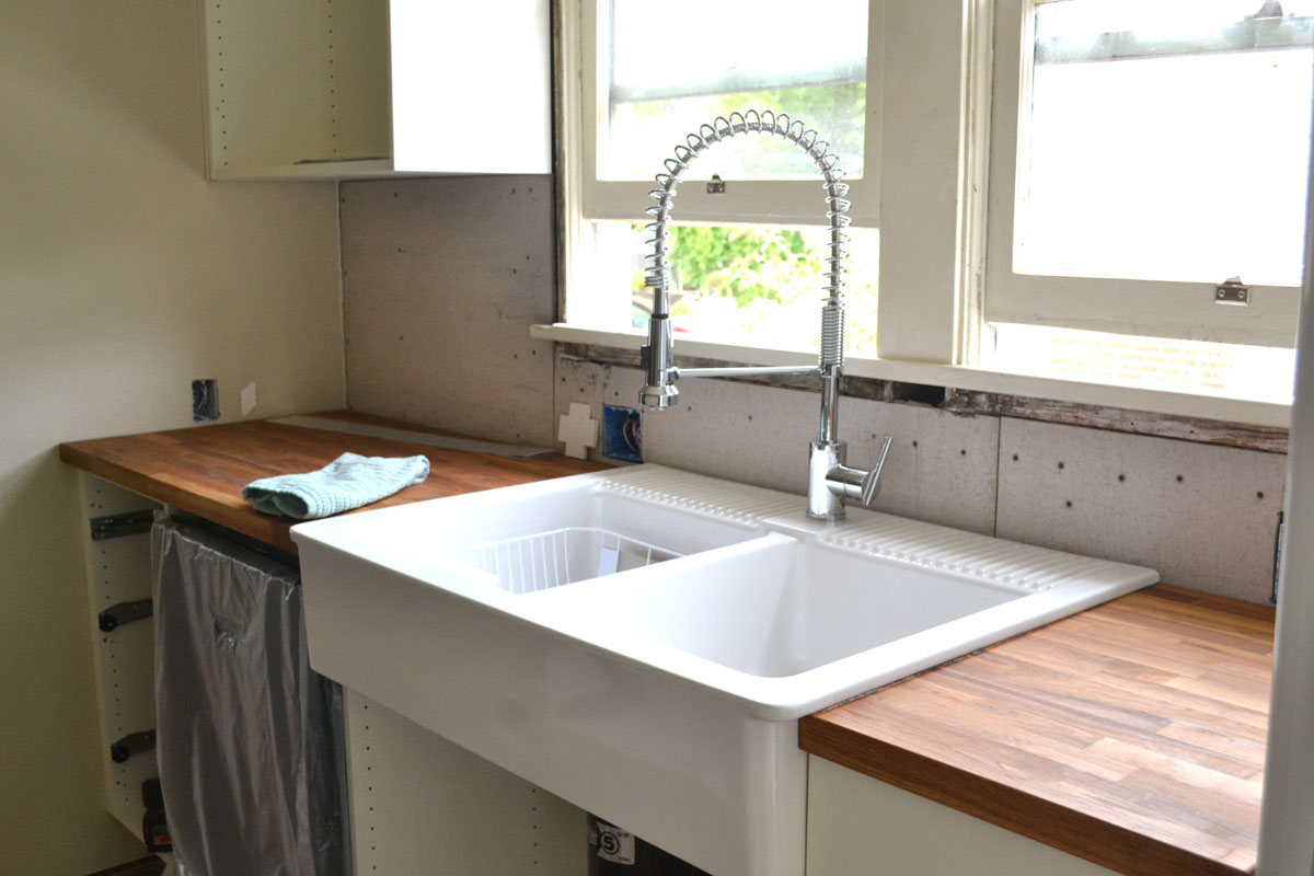 A Home In The Making Renovate Kitchen Update Sinks And