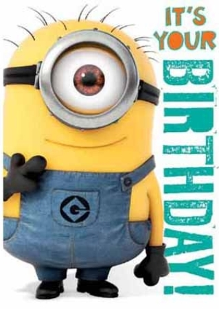 Never Trust On Girl Wallpaper Memes Of Minions For Happy Birthday