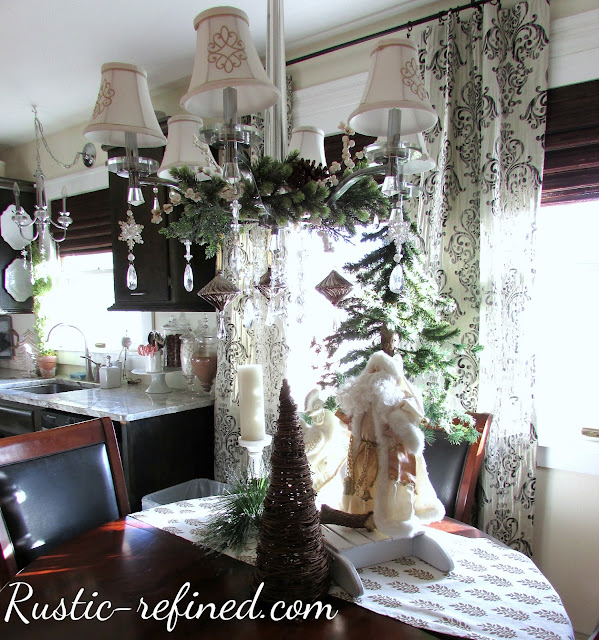Christmas Holiday Kitchen Tour