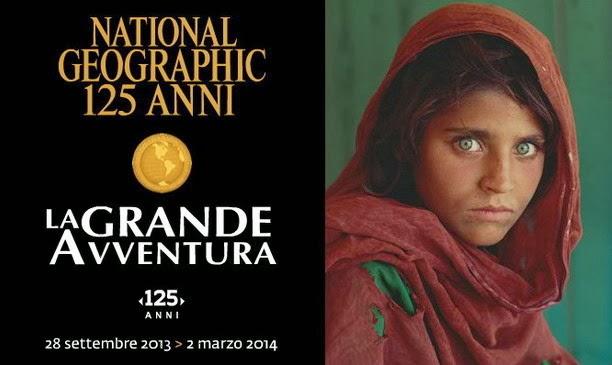 Mostra fotografica La Grande Avventura del National Geographic