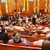 Senate reviews bills rejected by Presidency