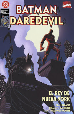 batman daredevil