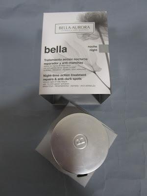 Imagen Bella. Tratamiento de noche de Bella Aurora
