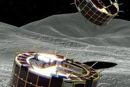 Robot Luar Angkasa Jepang Mendarat di Permukaan Asteroid