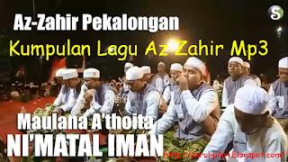 download lagu az zahir pekalongan terbaru  Kumpulan Lagu Az Zahir Mp3