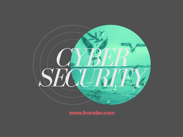 Top 5 companies for cyber security
