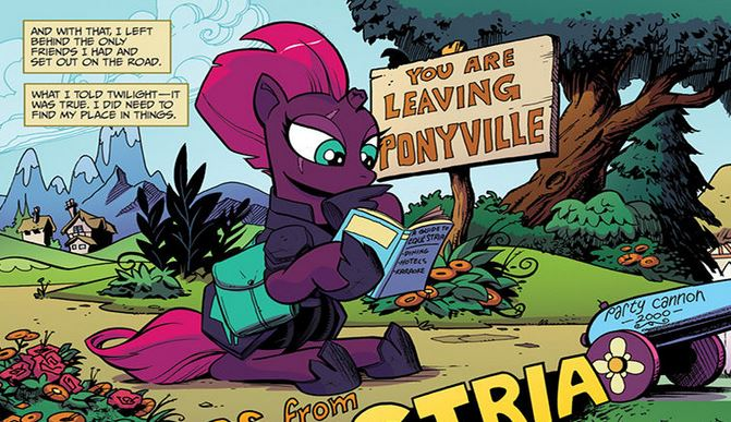 Equestria Daily Mlp Stuff Tempest Shadow Time Mlp Comic 67