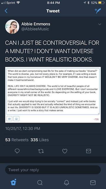 Autores, Vamos Falar de Representatividade?