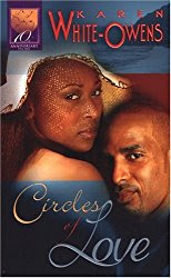 Cover of Circles of Love, a novel by Karen White-Owens