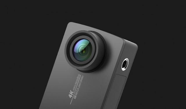 Action Cam Xiaomi Yi 4K+ Preço