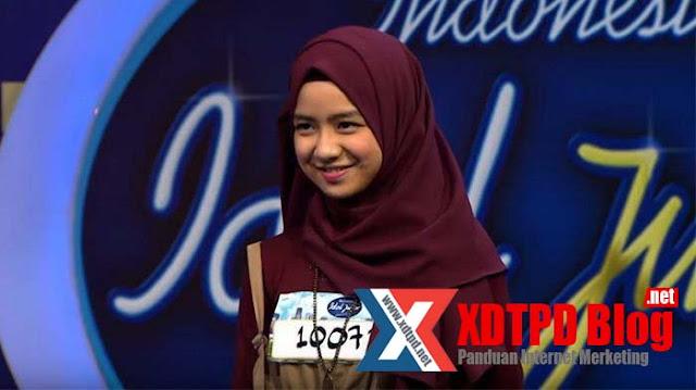 Fakta Menarik Tentang Nashwa Zahira Kontestan Indonesia Idol Junior 2018 Yang Lagi Viral