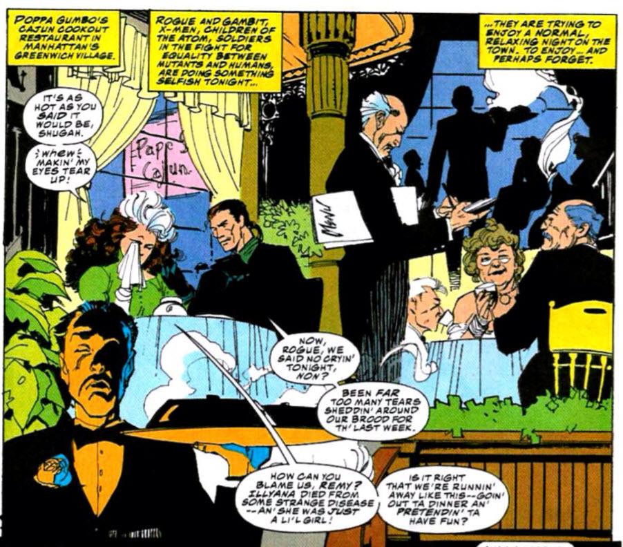 Gentlemen of Leisure: X-amining X-Men (vol  2) #24