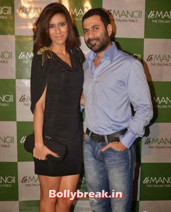 Khushboo and Bipin, Page 3 Celebs at 'Le Mangii' Launch Party