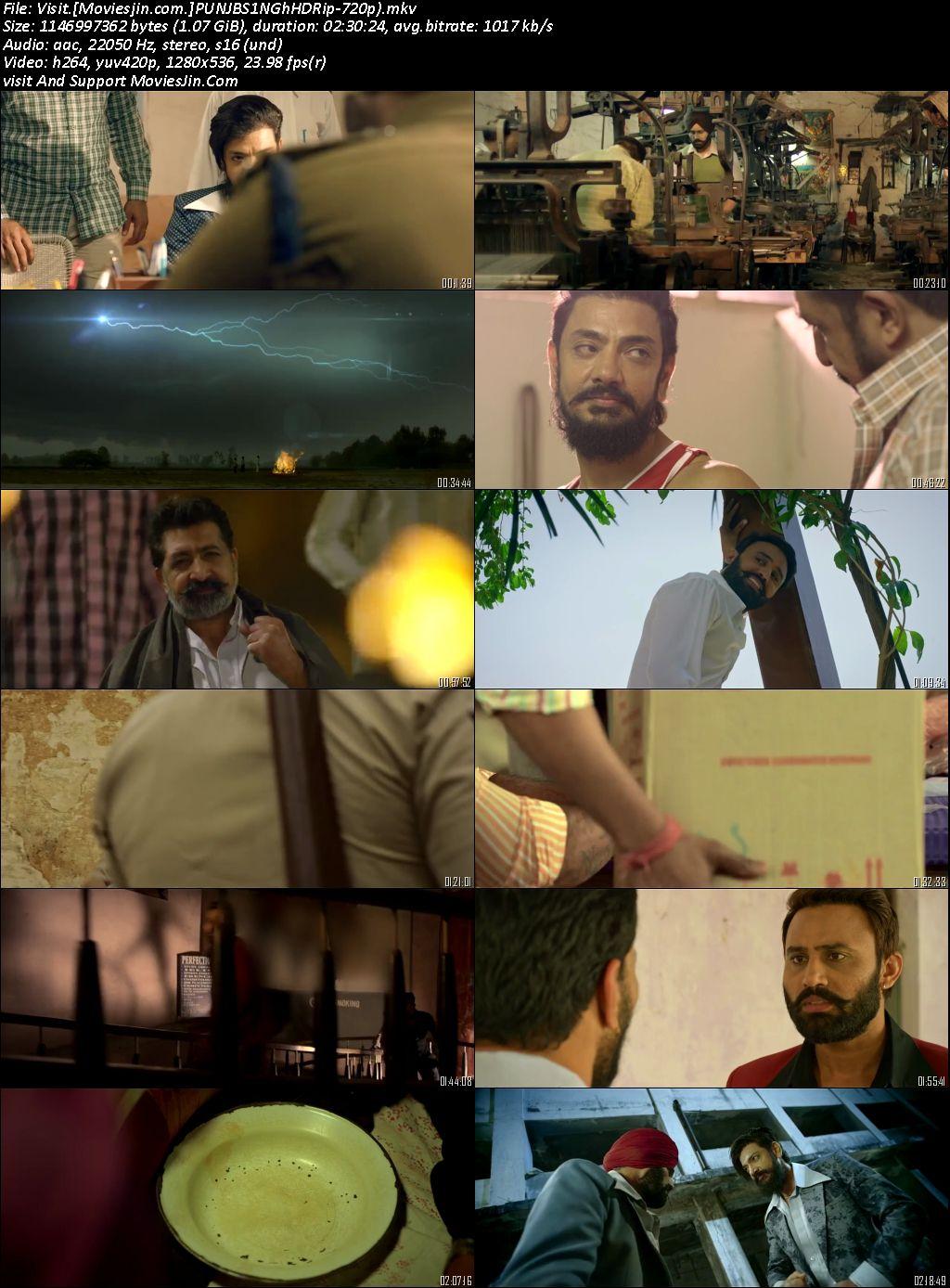 Punjab Singh 2018 HD Punjabi Movie 720p Download