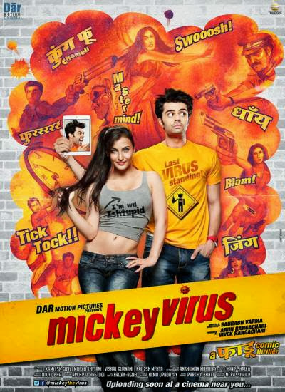 Mickey Virus 2013 HD SCam 700mb