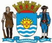 Brasão das Armas de Florianópolis - SC