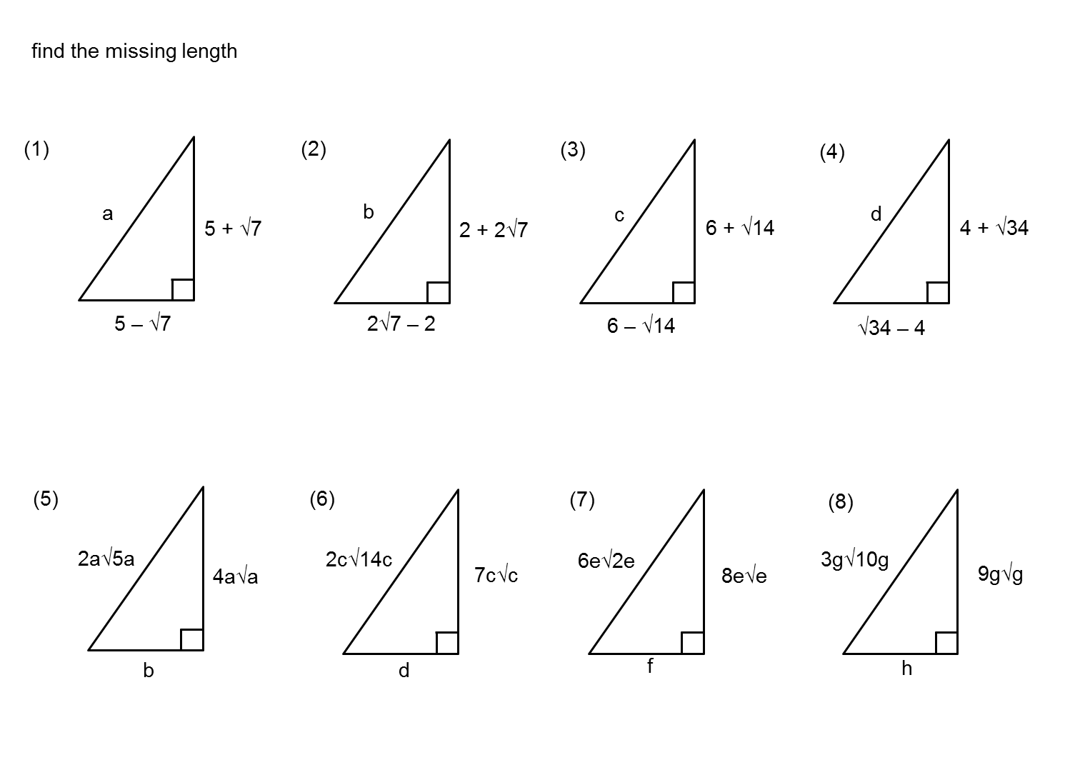 MEDIAN Don Steward mathematics teaching: pythagoras and