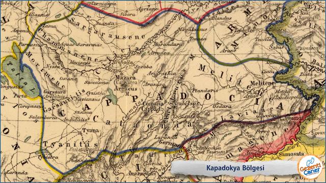 Kapadokya-Bolgesi