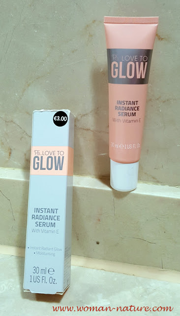 Love to Glow Primark Serum