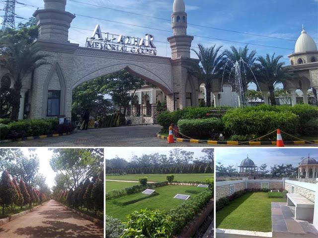 Al-Azhar Memorial Garden Pemakaman Syariah Terbaik di Indonesia