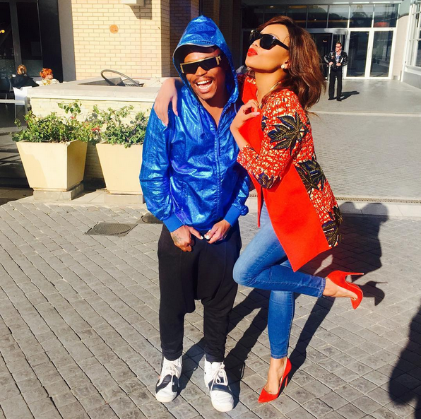 He Became Friends With My Ex Bonang On Cutting Ties