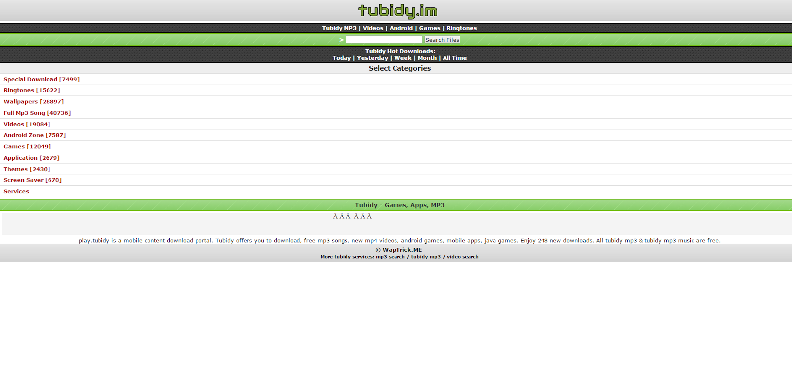 Download Tubidy MP3 Songs