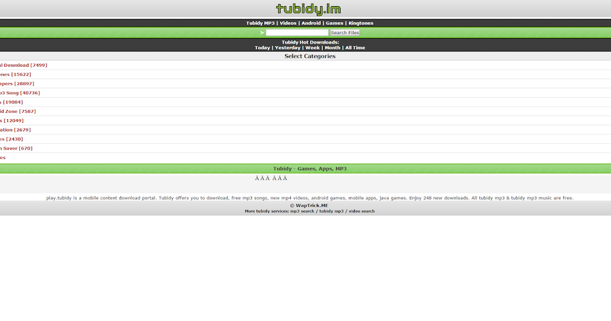 Download Tubidy Mp3 Songs New Free Mp3 Search Portal Of Tubidy