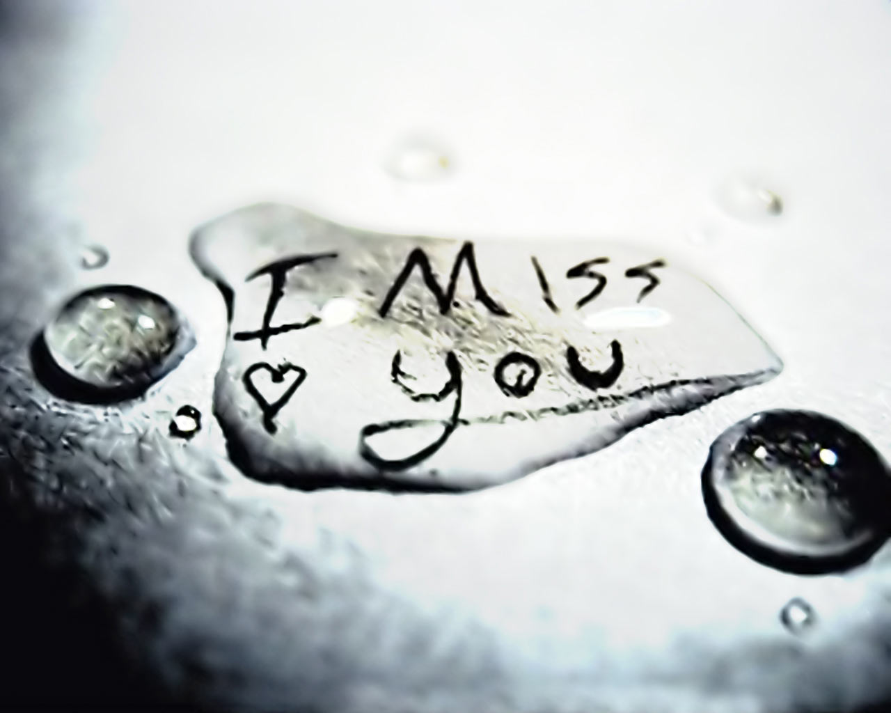 I Miss U 2 Wallpaper   Awesome Wallpapers
