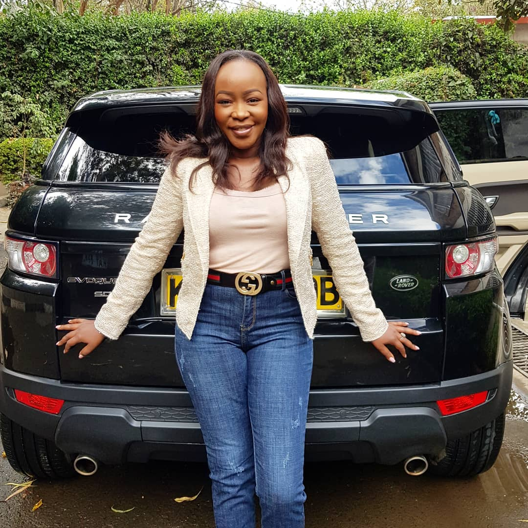 Chief executive officer of Fanaka Television Terryanne Chebet has for the first time publicly shown her best friend Jacque Maribe emotional support as she fights her current woes in the murder probe of Monica Kimani.