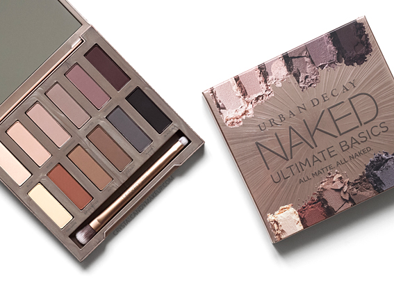 Urban Decay Naked Ultimate Basics Eyeshadow Palette Review Photos Swatches