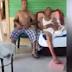 Fallece anciano figura en vídeo siendo golpeado por su hijo en Cenoví
