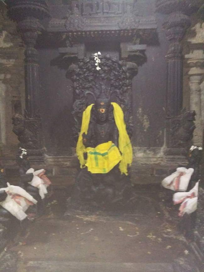 Closer View Of Lord Dakshinamurthy