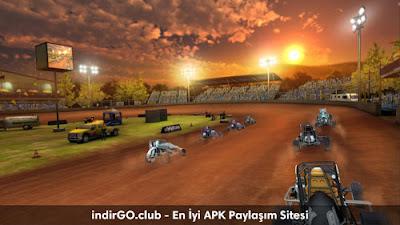 Dirt Trackin Sprint Cars APK