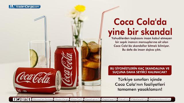 sağlık, sağlıklı yaşam, coca cola, siyonizm, gerçek yüzü, kola, akademi dergisi,