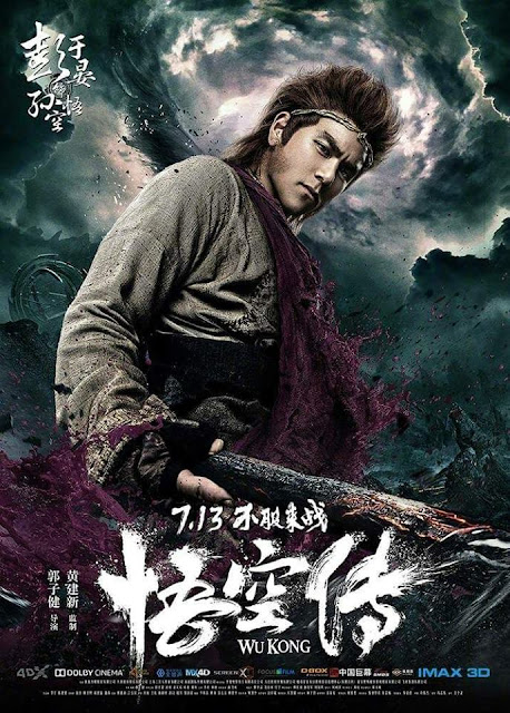 Sinopsis Wu Kong / 悟空传 (2017) - Film China