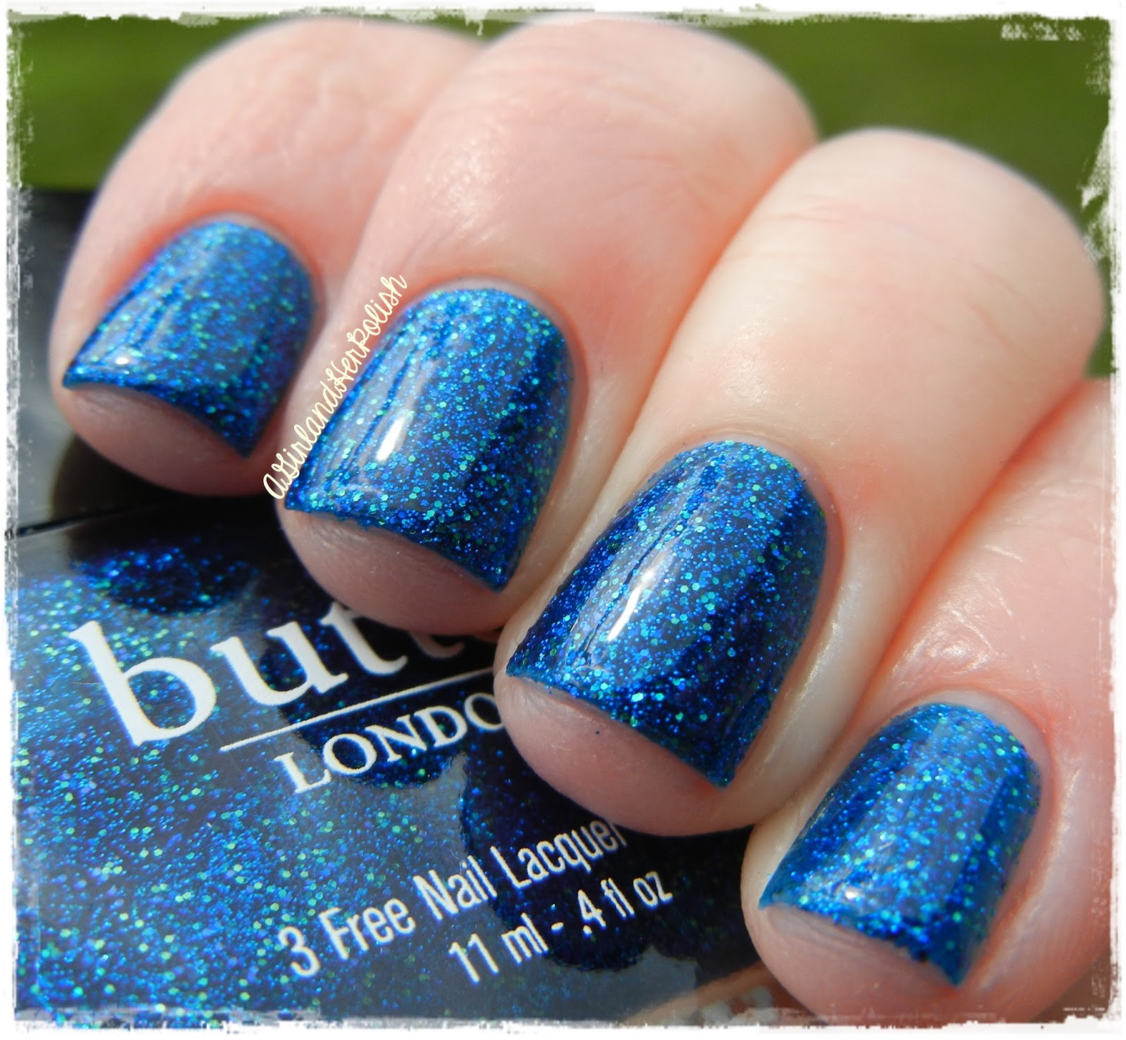 A Girl And Her Polish Butter London Rock Your Colour Review And