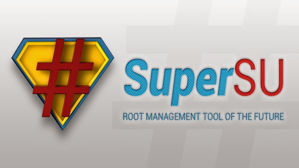 Logo SuperSU v2.61