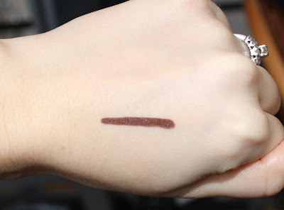 mark. No Place to Run Waterproof Eye Liner in Foxy Brown Swatch