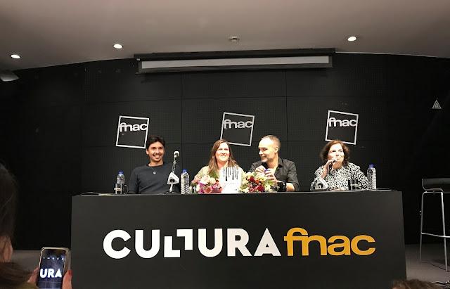 """Lançamento do livro """"Recomeça"""" de Sofia Castro Fernandes"""