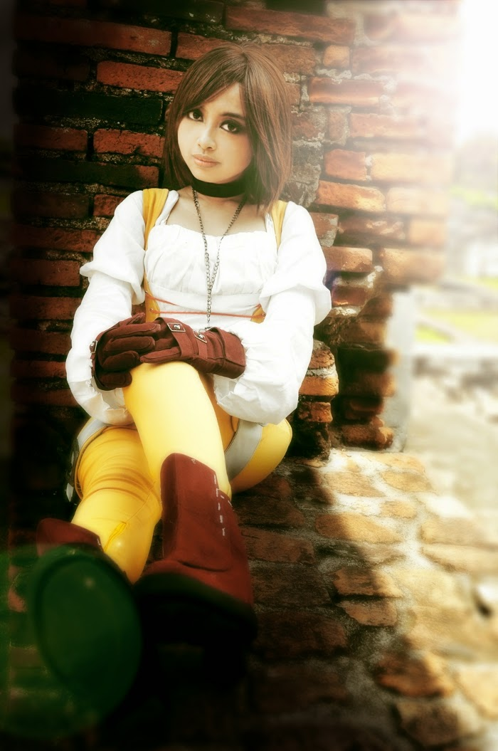 Final Fantasy Cosplay Pretty Final Fnatasy Ix Princess