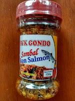 Sambal Ikan Salmon Pak Gondo (150Gr)