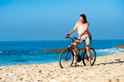 Health benefits of riding a bicycle daily