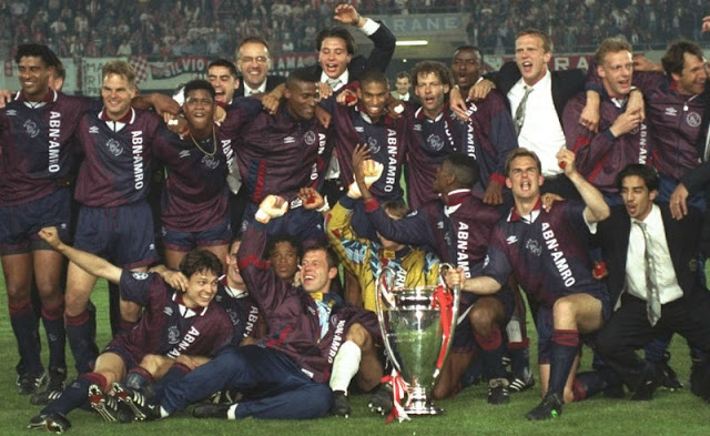 Top 10 Clubs with most Champions League Titles - Ajax Amsterdam