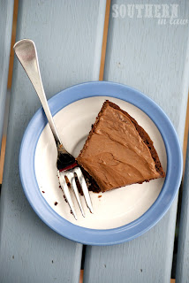 Low Fat Chocolate Cake - Healthy, Vegan, Low Fat