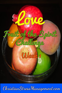 Love fruit of the spirit challenge