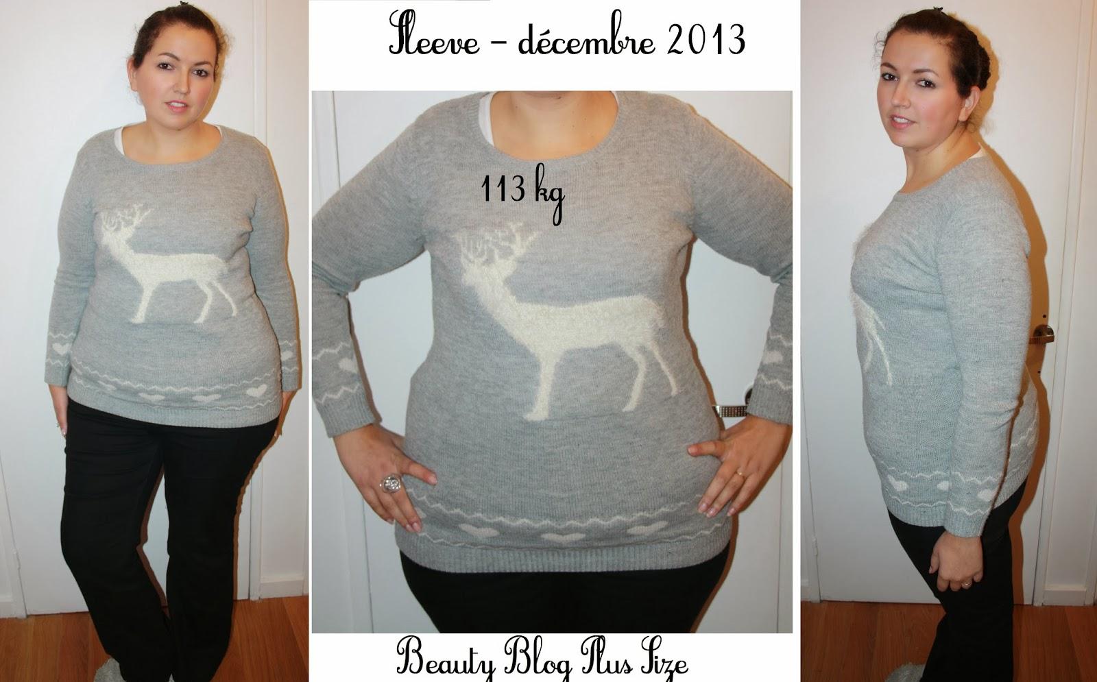Beauty Blog Plus Size : Raconte ma vie #3: perdre 40 kg