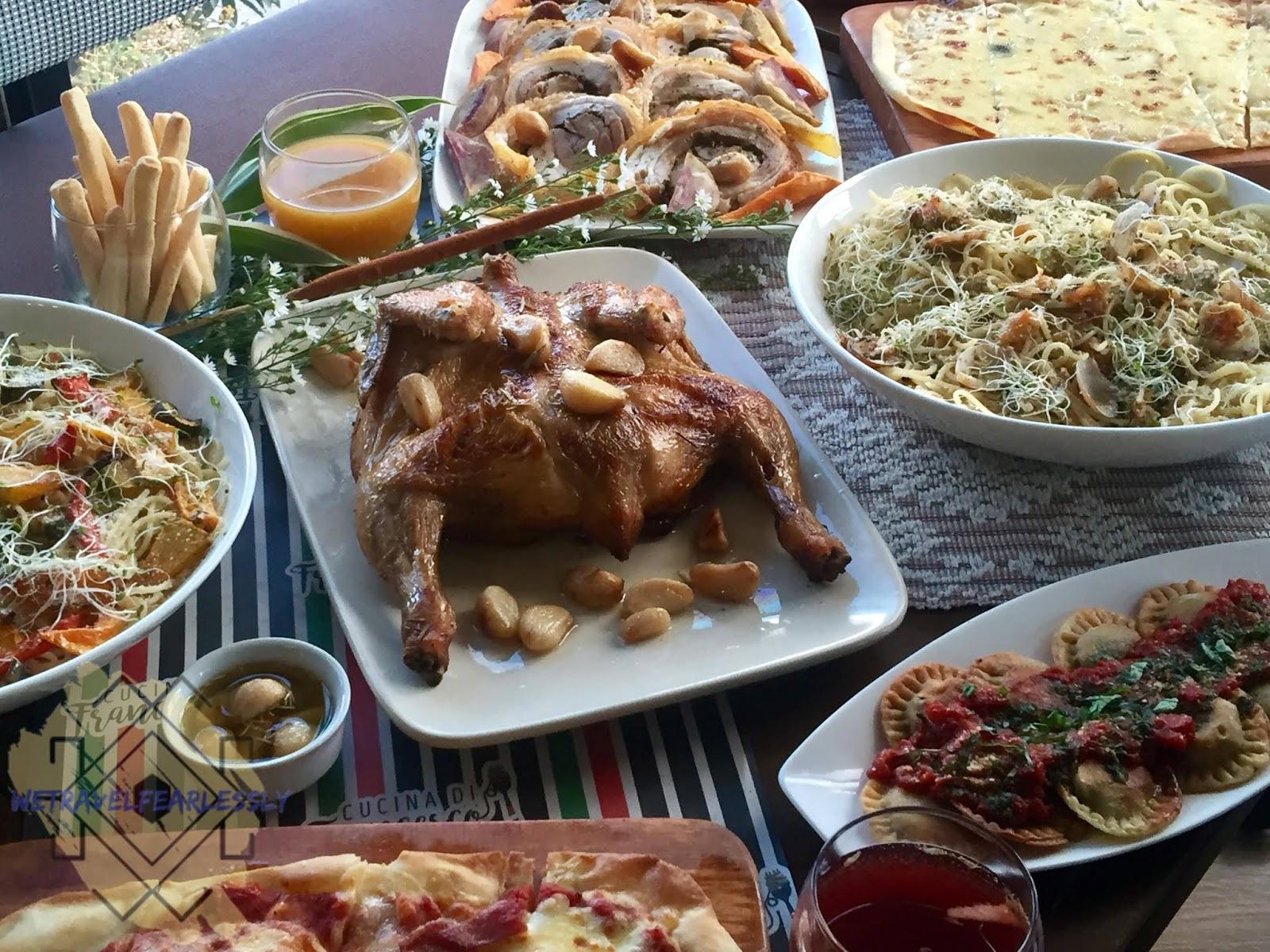 Cucina di Francesco in Libis, Quezon City - WTF Review